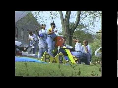 Cheyney  University  of Pennsylvania    1997 May Weekend
