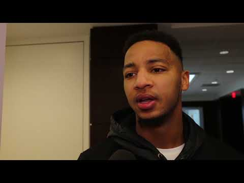 Redskins One-On-One: WR Josh Doctson (1/1/2018)