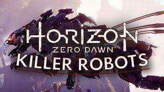 Could Robots REALLY Take Over Earth?   Horizon Zero Dawn