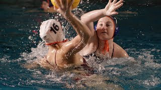 Women's Club Water Polo at UVA