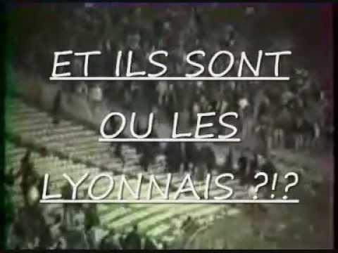 Anti Lyonnais A Jamais Youtube