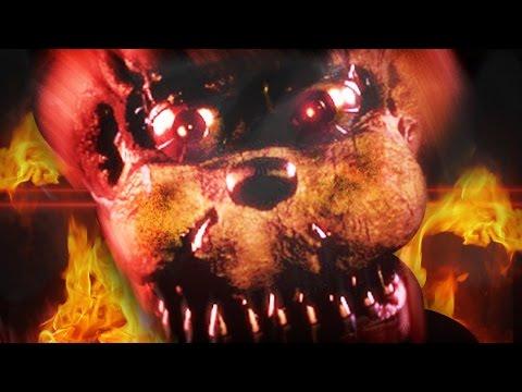 L'HORREUR FAIT SON RETOUR! Five Nights At Freddy's 4
