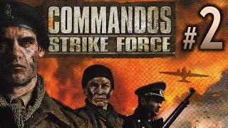 Commandos: Strike Force - Betrayal (PS2, XBOX, PC) [SLUS-21103] [SLES-52768] WW2 FPS