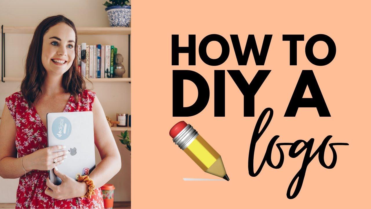 HOW TO: Make A Logo 🎨✏️ | DIY / Beginner's Guide (NO Photoshop!)