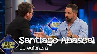 Santiago Abascal sobre la eutanasia: