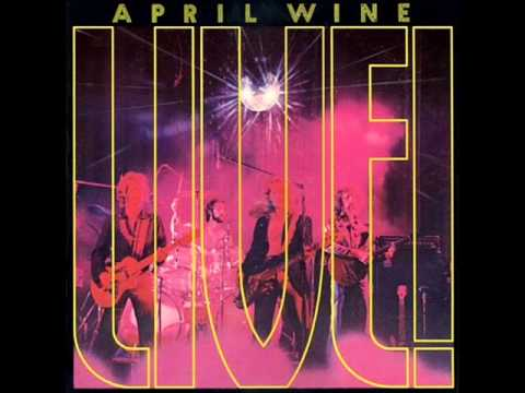 April Wine - Cats Claw (Live 1974)