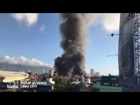 YouScoop: Sunog sa Cebu City