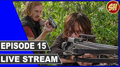 Live-Stream zu WALKING DEAD STAFFEL 6 FOLGE 15 | Podcast #10 | Serienheld