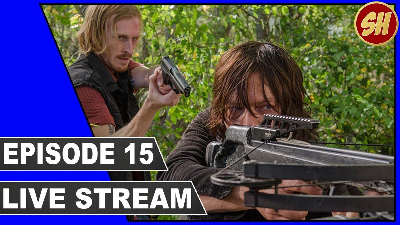 Walking Dead Staffel 8 Folge 15