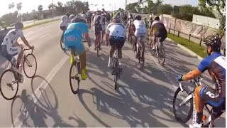 Greatest Street Cycling Ever - Don Pan Miami August 2014