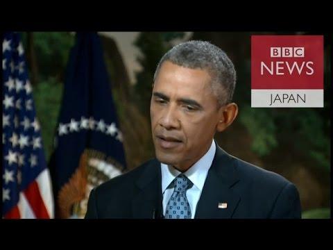 【BBC】 生中継中の記者射殺でオバマ氏、銃規制を再度求め