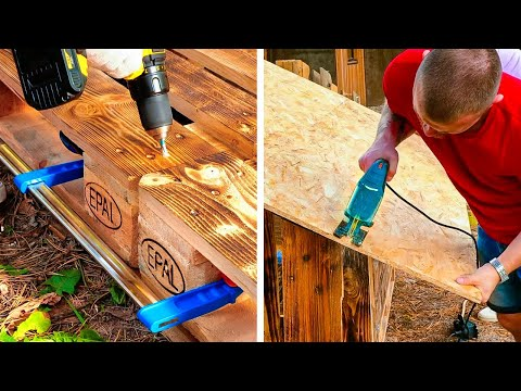 24 COOL PROJECTS don't throw away any piece of wood