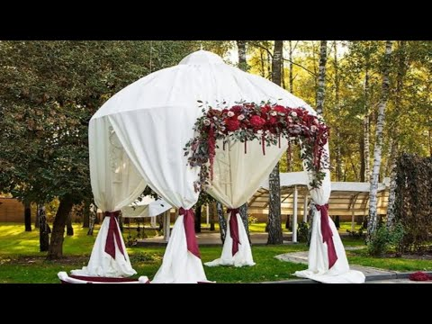 creating-wedding-decor-ceremony-|-outdoor-wedding-canopy-|-best-decor-for-outdoor-wedding