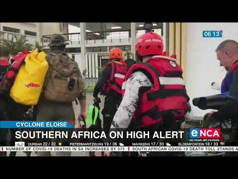 Cyclone Eloise | Southern Africa on High alert