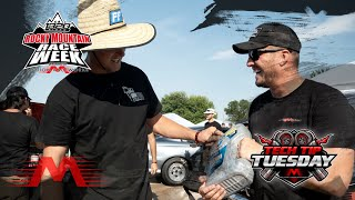 Tech Tip Tuesday: With Doug and Cleeter... You Cannot Change Your Oil ENOUGH!