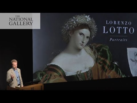 Curator's Introduction | Lorenzo Lotto Portraits | National Gallery