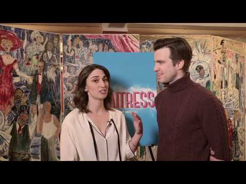 4 Questions with Sara Bareilles and Gavin Creel. Mp3