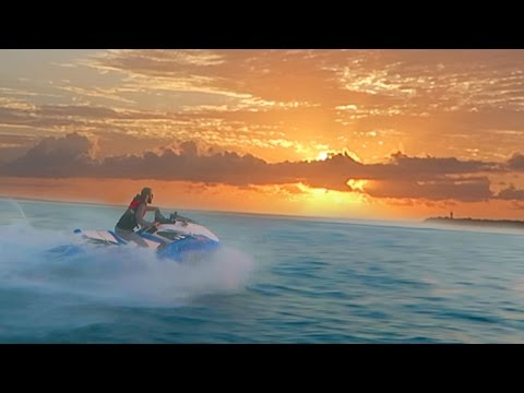 INSANE 5 AM JET SKI IN AUSTRALIA!