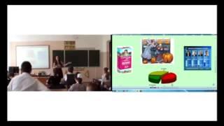 """Урок """"Понятие процента"""" 6 класс Гончарук А.В."""