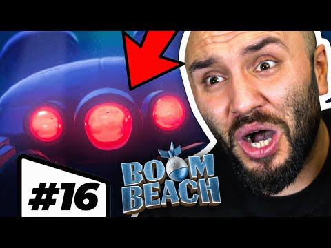Boom Beach - Nasıl Oynanır Bölüm #16 - Çılgın Mega Yengeç