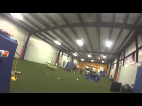 Nerf War at jc sports houston