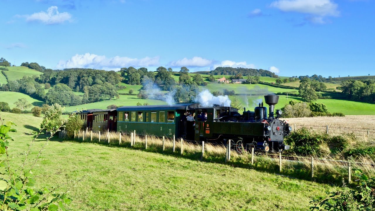 Download Welshpool & Llanfair Light Railway - Steam Gala 2019