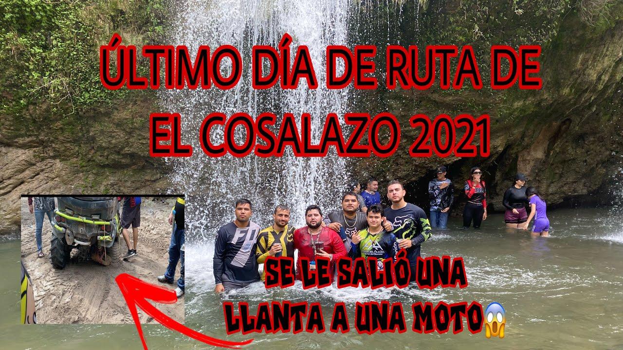 ASÍ FUE EL ÚLTIMO DÍA DE EL COSALAZO 2021//COMPA JORGE//