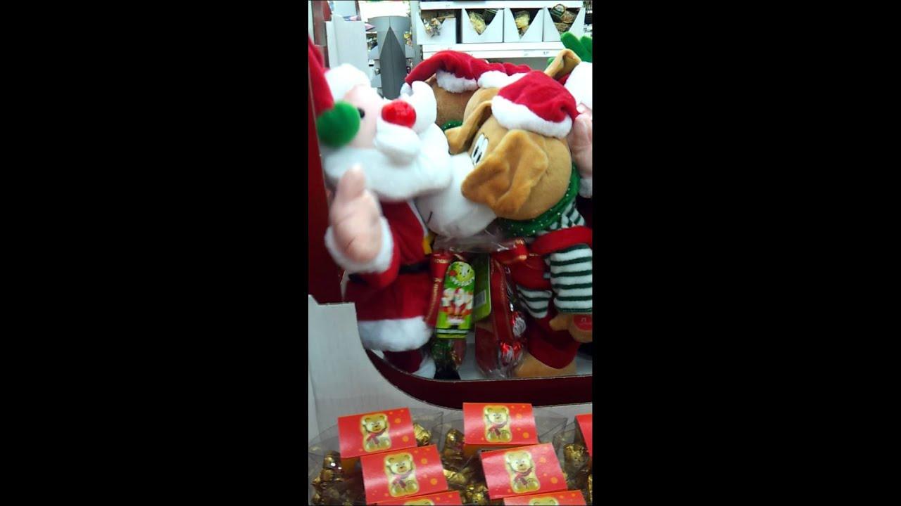 Versauter Weihnachtsmann
