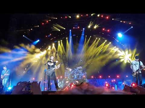 NickelbackSong on fire  Brug Clam 2018