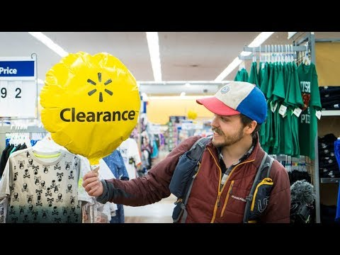 Backpacking on a Budget :: 7 things to buy in Walmart for backpackers