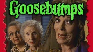 I Found the Friggin' Weirdest Goosebumps Episode