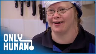 Welcome to the Strangest Hotel (Downs Syndrome Documentary) | Only Human