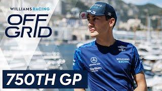 Williams: Off Grid   Monaco GP   Williams Racing