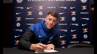 Chelsea complete signing of Ross Barkley for £15million