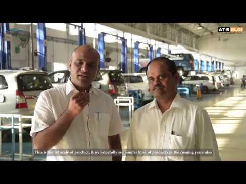 Smartwash @ Anaamalais Toyota, Coimbatore