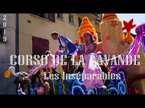 CORSO DE LA LAVANDE - Digne-Les-Bains - 2019