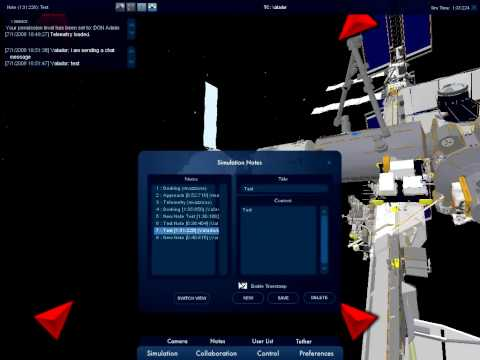 3D Tech - NASA Uses Video Games for Visualization & Engineering