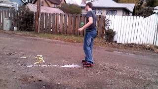 Banana Sprite Challenge (projectile vomit at 2:35)