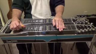 farewell party intro and turn tutorial pedal steel guitar lloyd green mike johnson