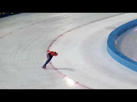 1500 meter WK Allround: Antoinette de Jong - Kikuchi, Takagi - Ireen Wüst in één (amateur) shot