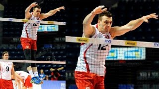 EPIC Volleyball Blocks | FIVB Volleyball World League 2015 | Crazy Volleyball Actions