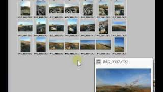 Photoshop TUTORIAL CS4/CS3/CS2 - convert raw to jpeg.