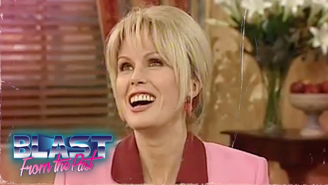 Actress Joanna Lumley Opens Up About Her Husband, Patsy ...