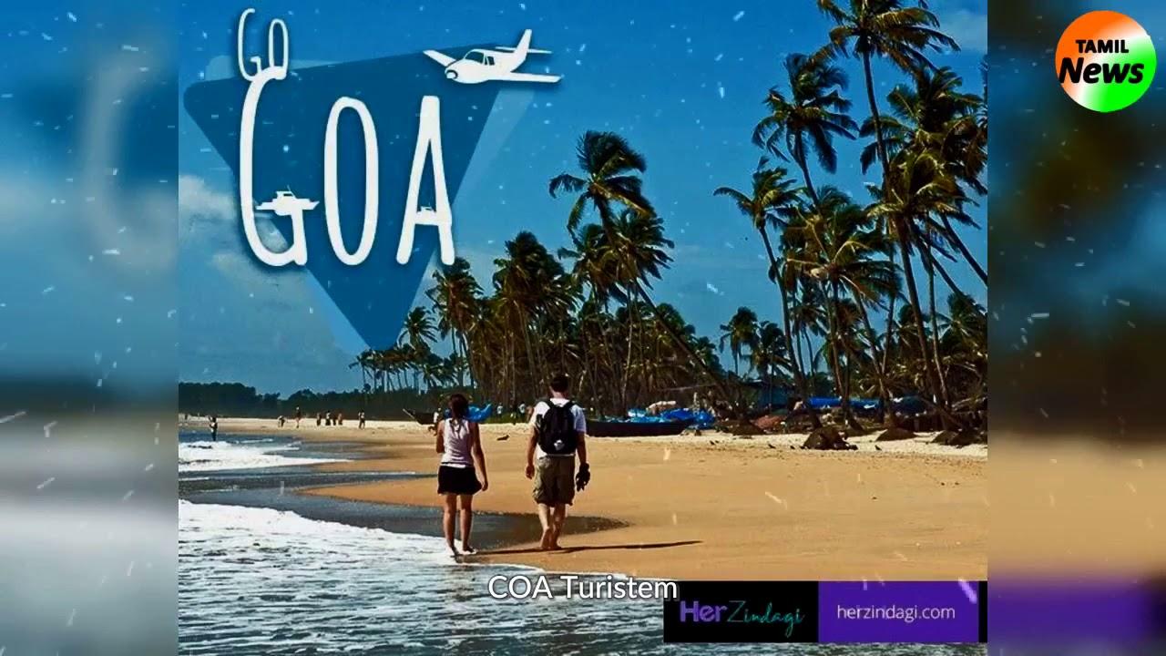 Goa Tourism.Wonderful sea tourist spot in India.