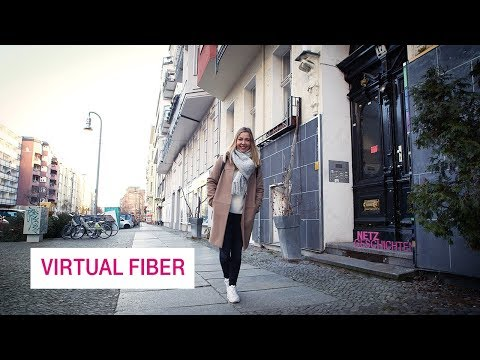 Social Media Post: Was ist Virtual Fiber - Netzgeschichten