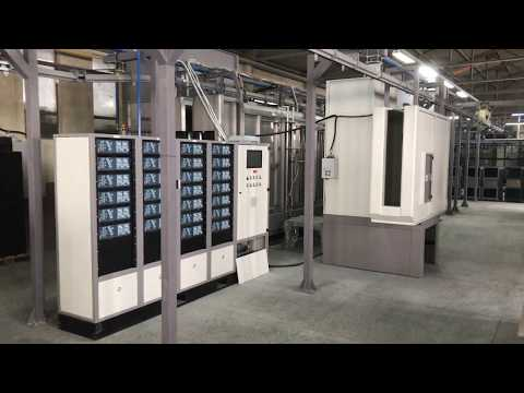 STRONG3000 [NEW] Powder Coating And Enamel System