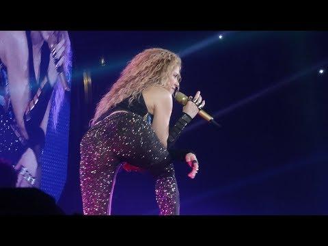 Shakira - Me Enamoré (Live in Paris - El Dorado World Tour AccordHotel Arena) HD