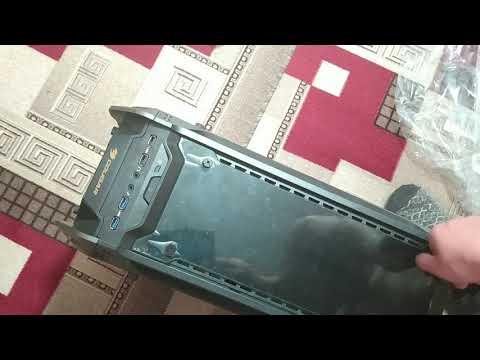 Корпус Cougar Panzer-G Black