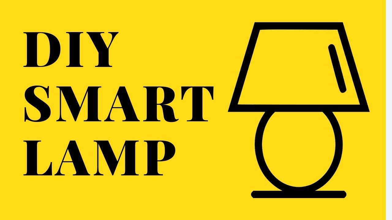 Make your own Smart Lamp! Works with Homebridge, Domoticz, HomeAssistant  and Siri!