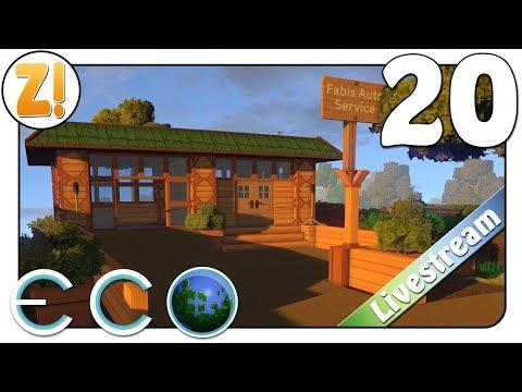 Eco: Benzin für unsere Autos! 🔴 | #20 | Let's Play [DEUTSCH]